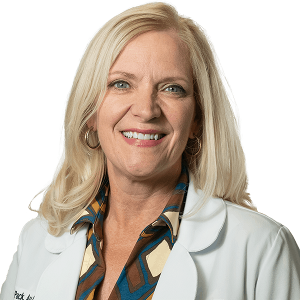Sheila-Pack audiologist